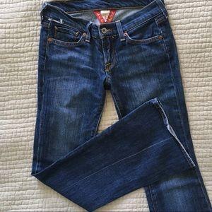 Lucky Brand Zoe jeans